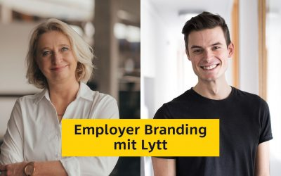 Employer Branding: Mit Lytt dem Fachkräftemangel begegnen