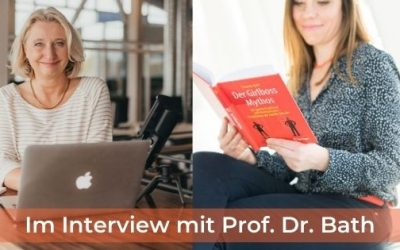 "Video-Interview mit Prof. Dr. Johanna Bath zu ihrem Buch ""Der Girlboss-Mythos""."