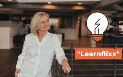 """Coaching und Inspiration mit der Weiterbildungs-Plattform """"Learnflixx""""."""